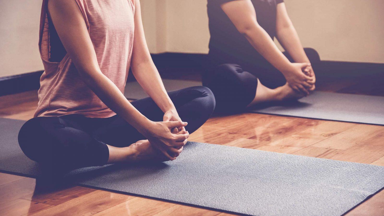 Hatha Hot Yoga