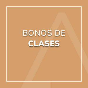 Bonos de Clases
